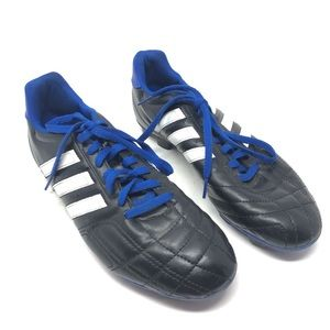 Adidas 9 Men's Cleats Blue Black Soccer shoes